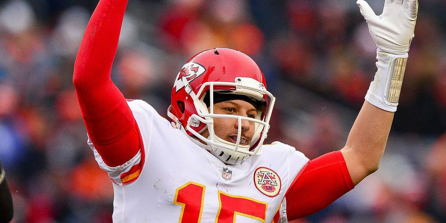Stats from Patrick Mahomes magical first season as an NFL Starter