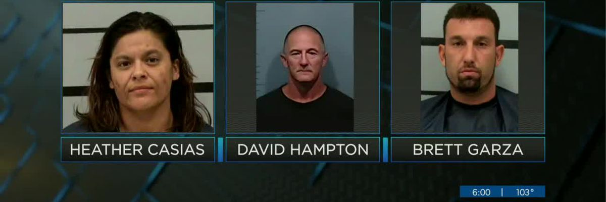 3 charged with murder of Slaton man
