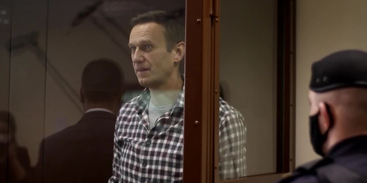 Spokesperson says Navalny's health failing