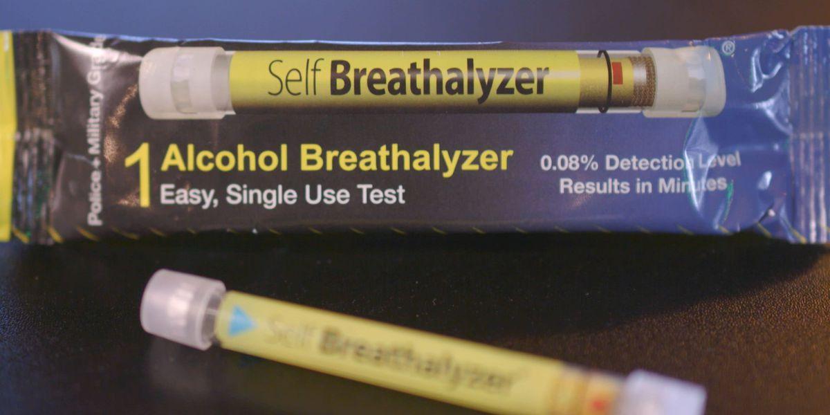 KCBD Investigates: Disposable Breathalyzers