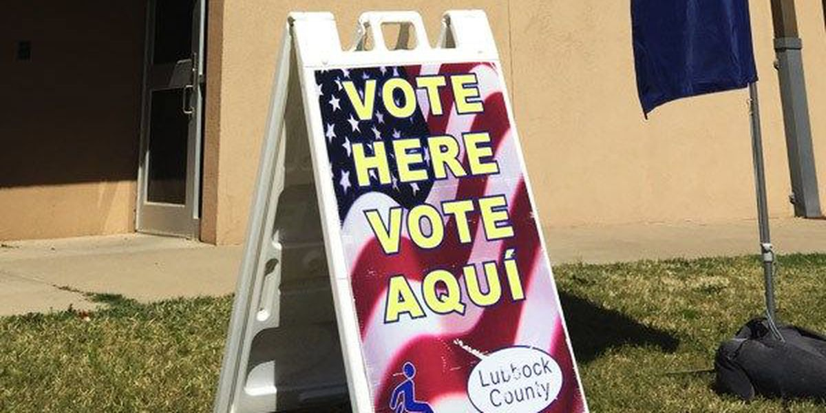 ELECTION DAY: Voting locations open until 7 p.m.