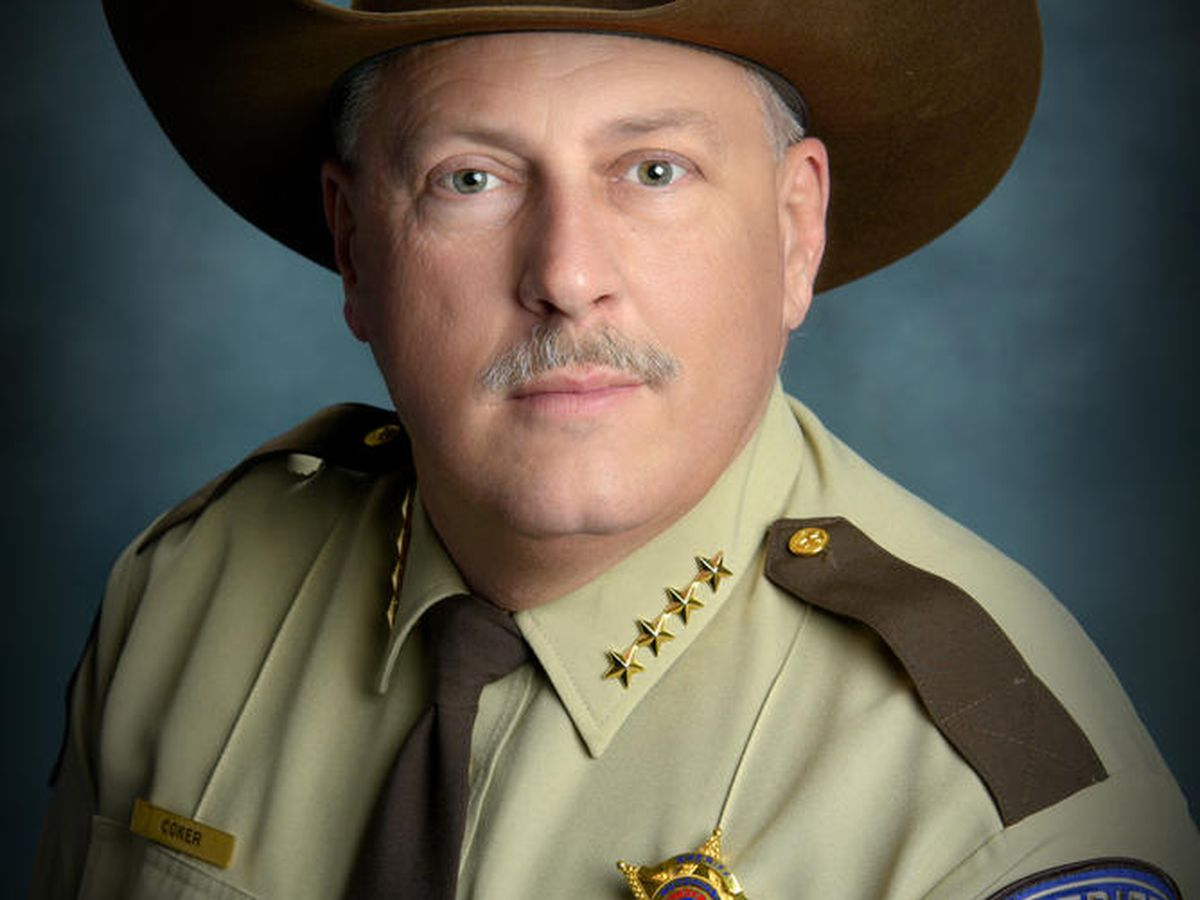 Hutchinson County Sheriff Kirk Coker killed in one-vehicle wreck Sunday night near Fritch