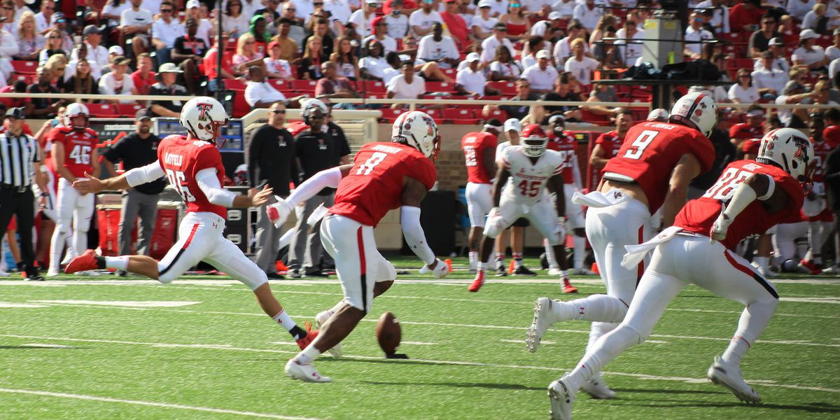 Red Raiders working to fix slow starts