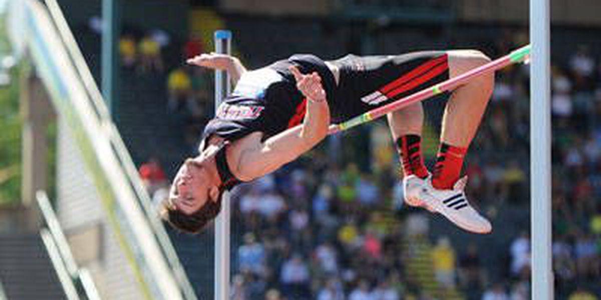 Idalou native Bradley Adkins makes Rio Olympics in High Jump
