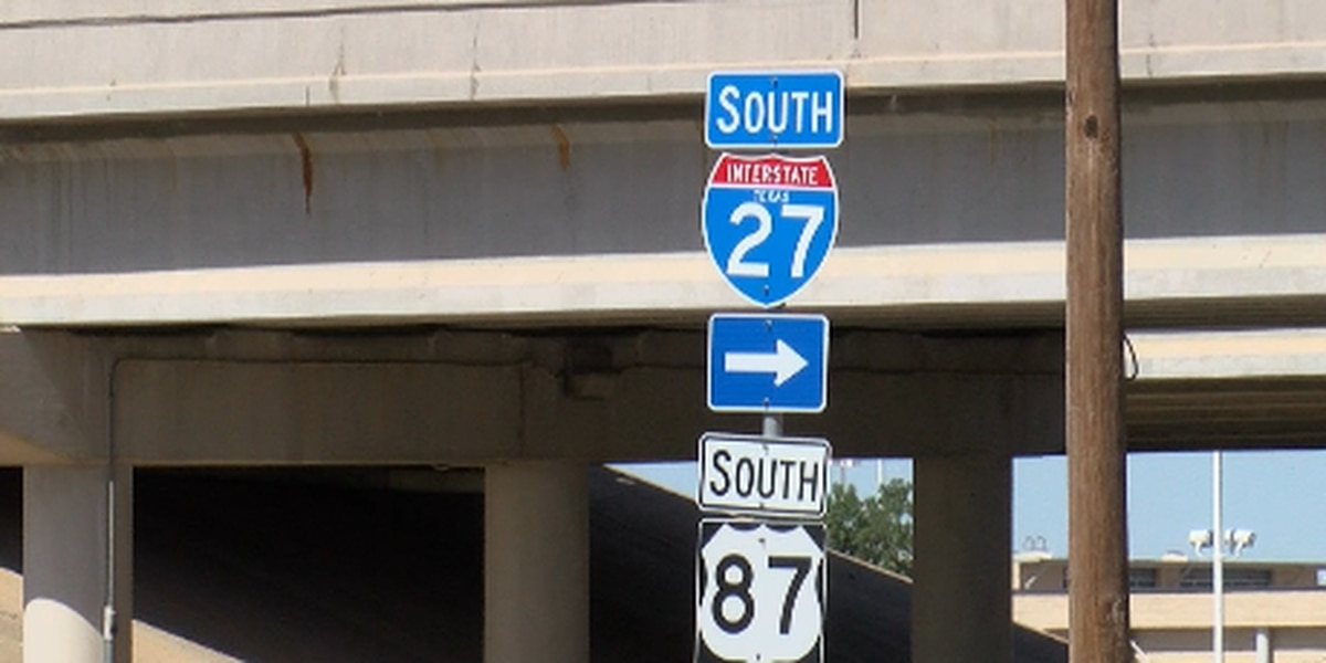 Abbott signs bill requesting the study of possible extension of I-27