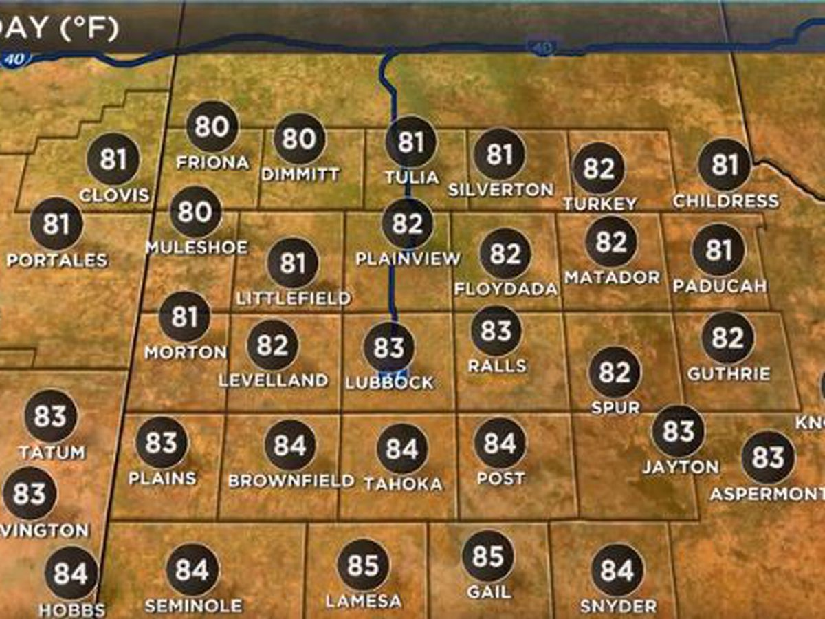 Weekend cold fronts, next week's rain