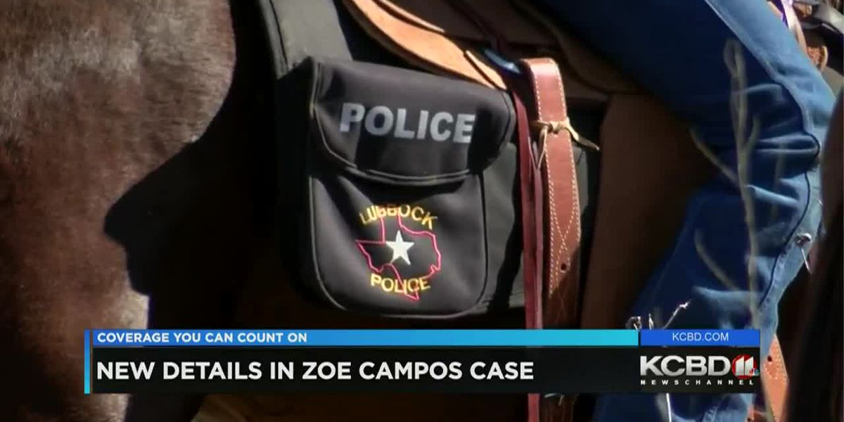 Latest on Zoe Campos investigation