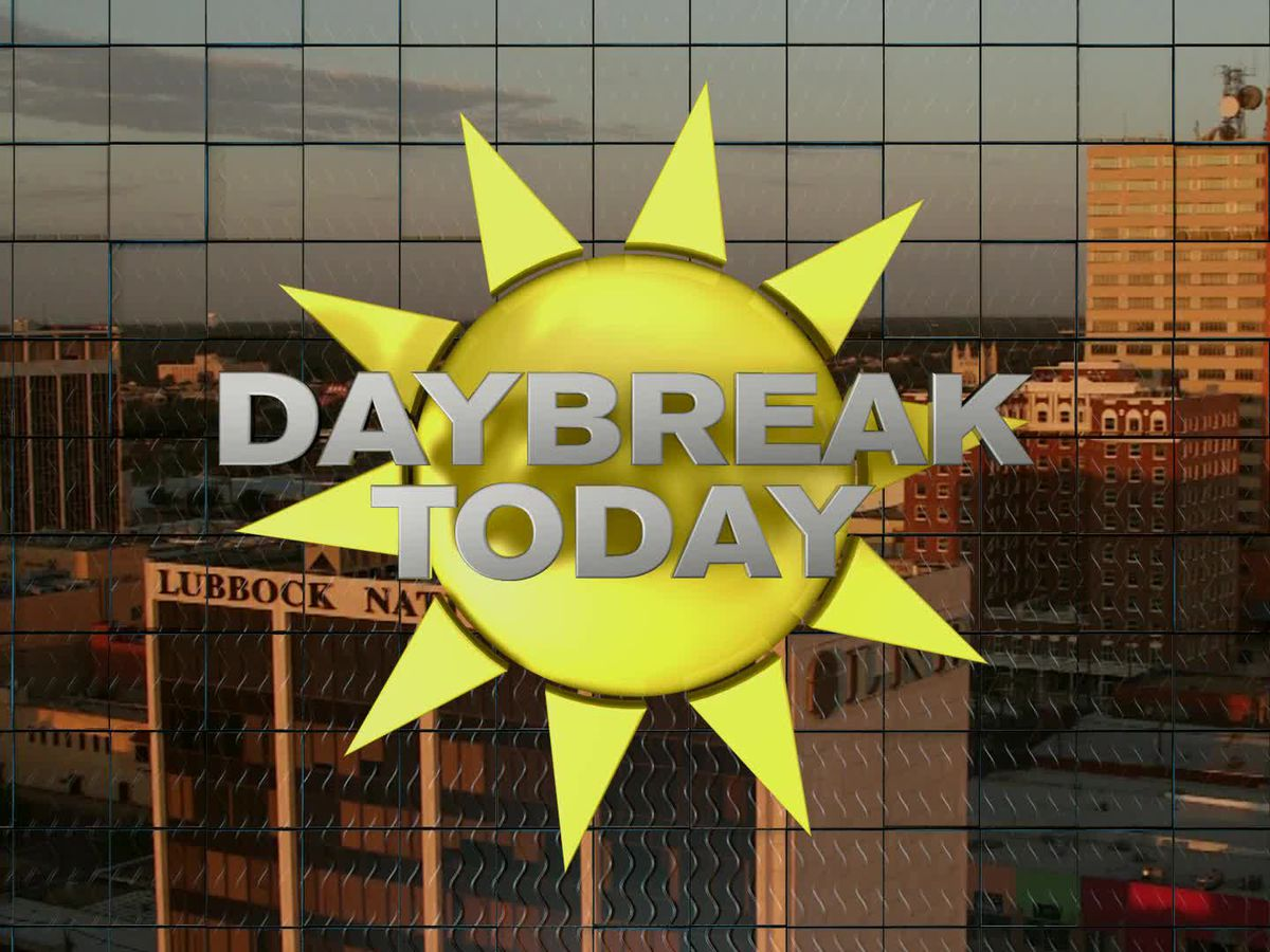 Daybreak Today Wednesday Morning Brief