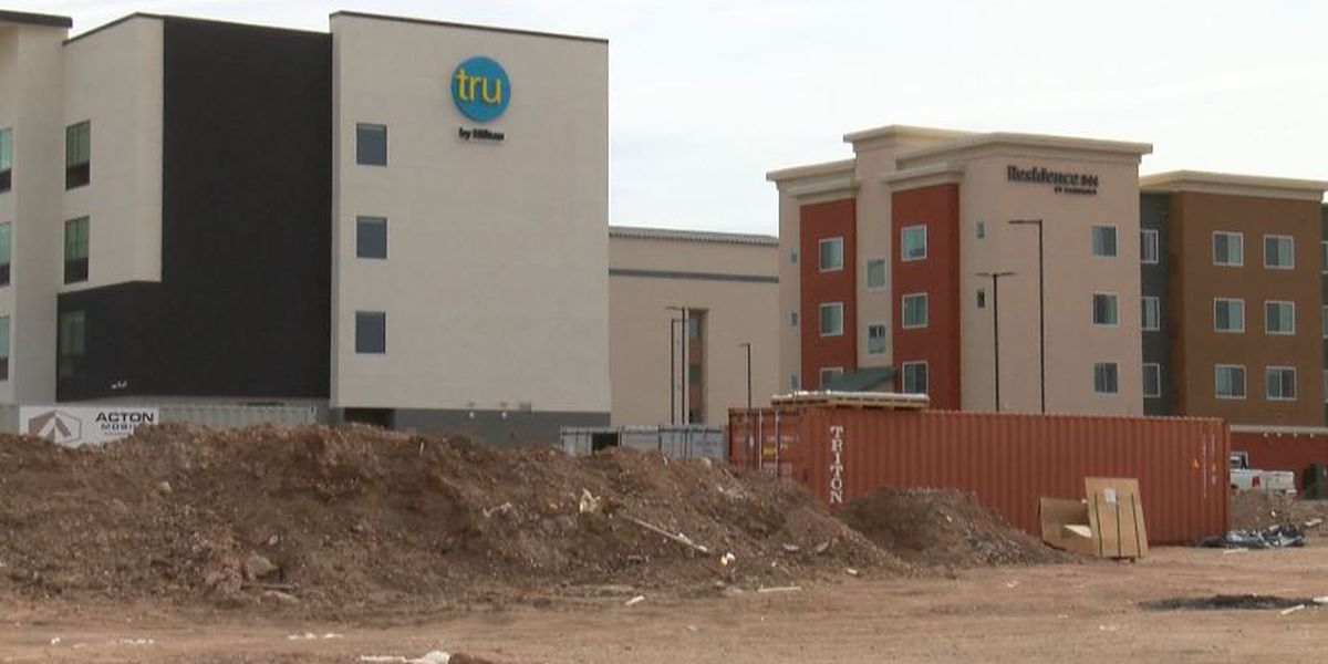Number of Lubbock hotels jumps amid competition with home sharing services