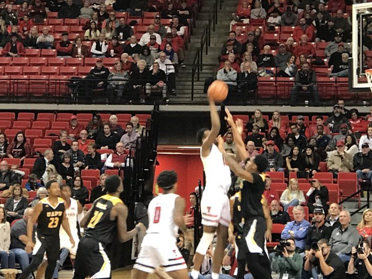 TTU Men's Basketball moves up to No. 11 in AP Poll