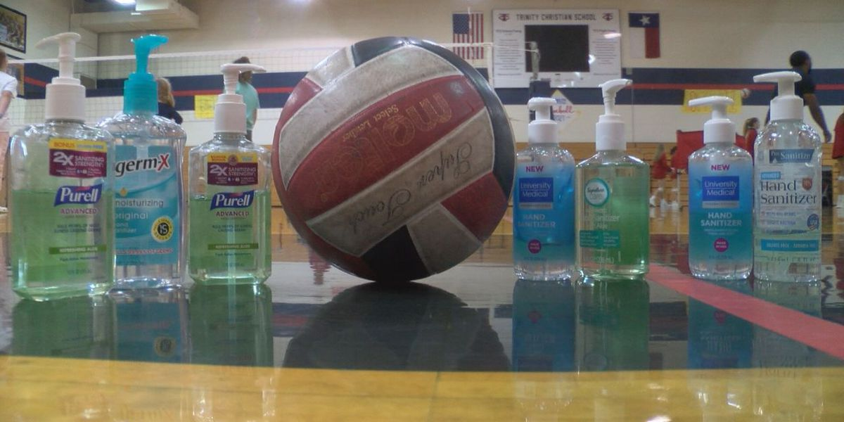 I Beat Pete: Volleyball under COVID rules vs. Trinity Christian