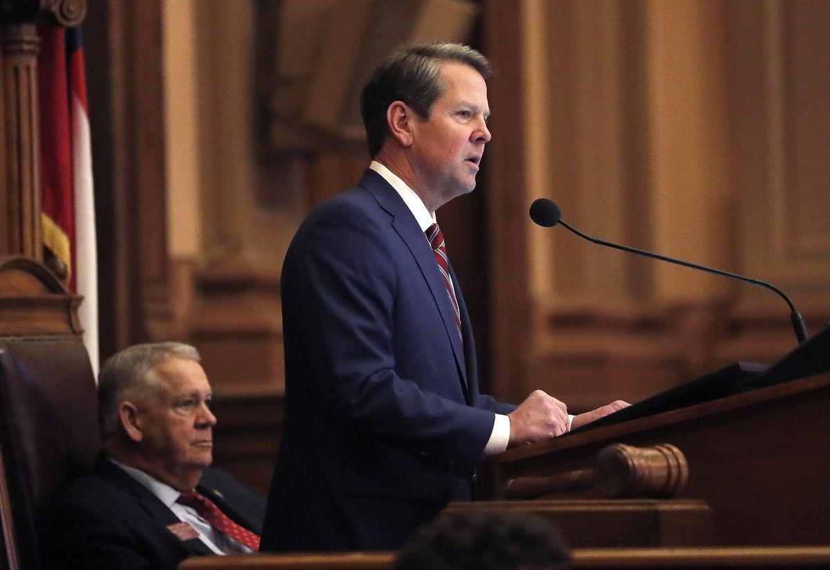 Georgia's Republican Gov. Kemp Signs Early Abortion Ban