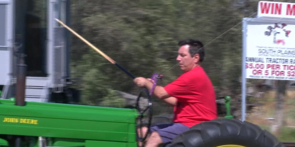 I Beat Pete: Tractor Jousting