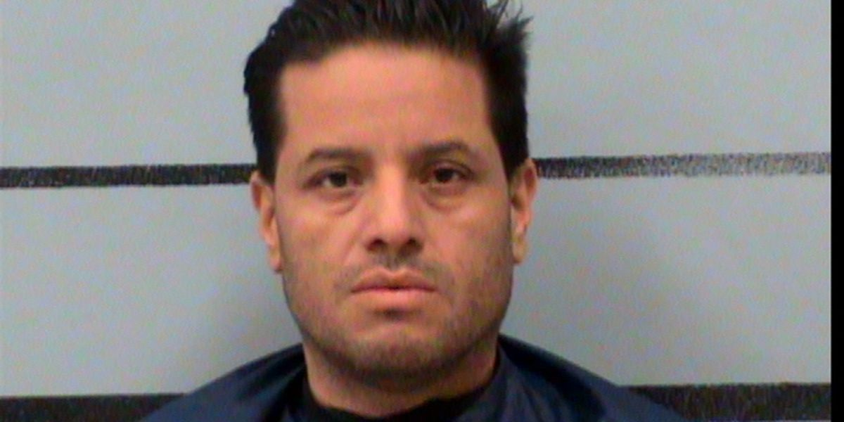 Happy State Bank robber sentenced