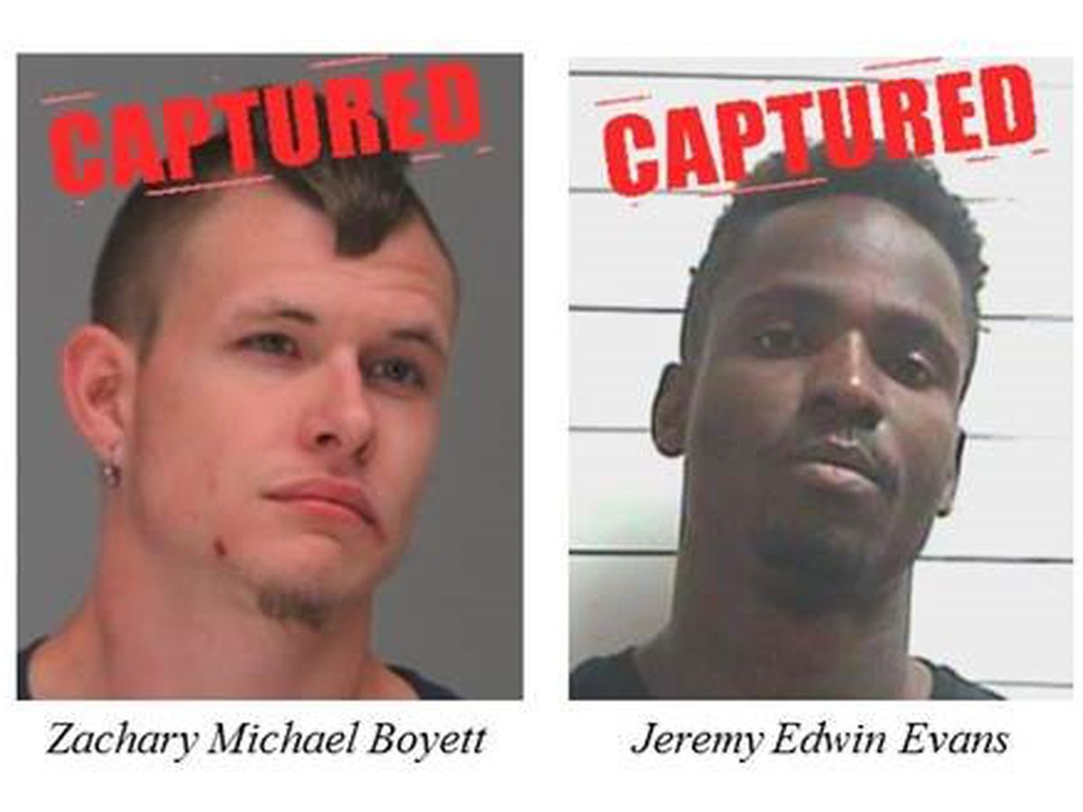 Two of Texas' 10 Most Wanted captured in Dallas, New Orleans