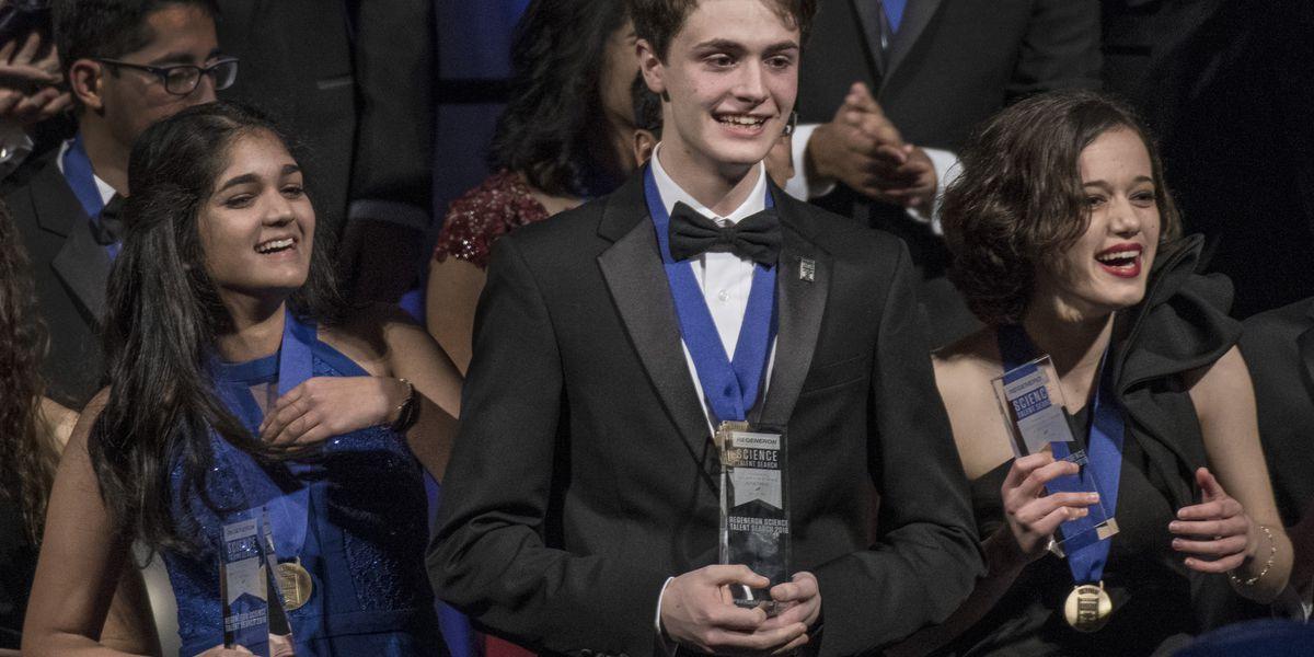 Lubbock teen named Scholar in Regeneron Science Talent Search