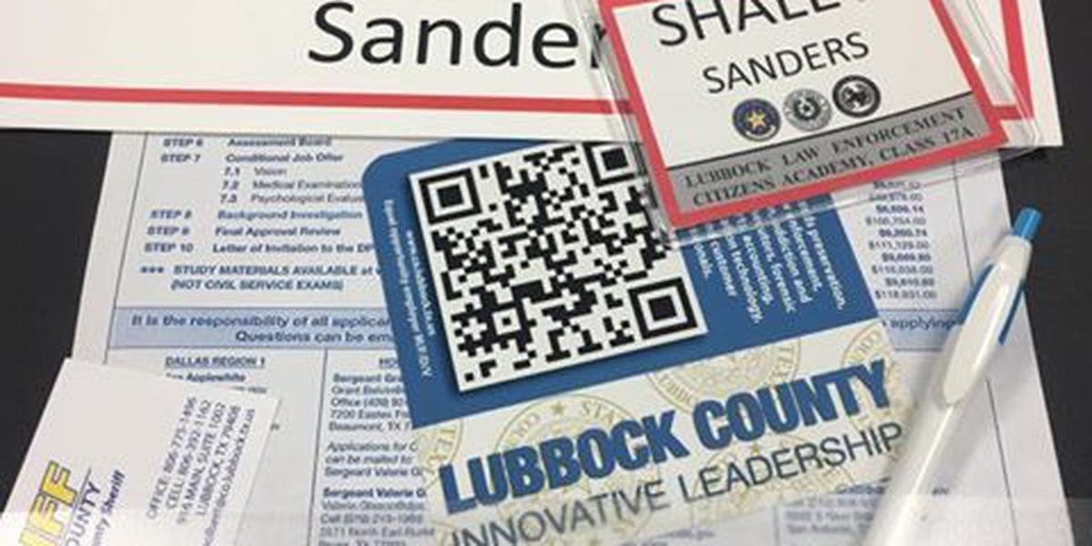 Behind the Badge: Lubbock Law Enforcement Citizen's Academy