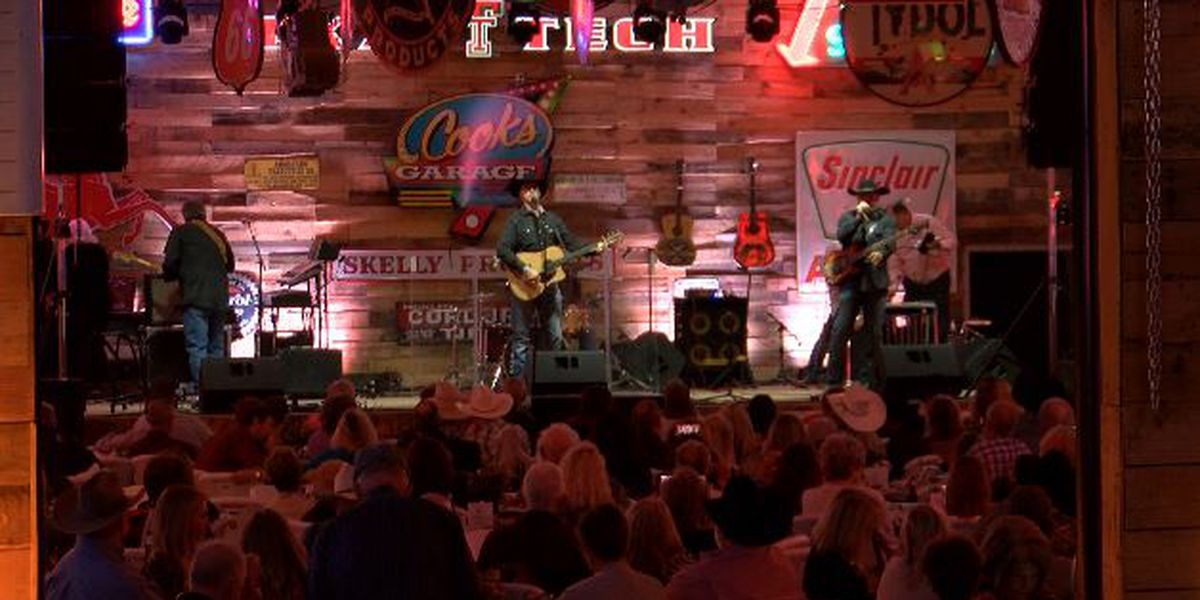 More than 400 Lubbockites went to 2020 CMA's of Texas Awards Show in Lubbock