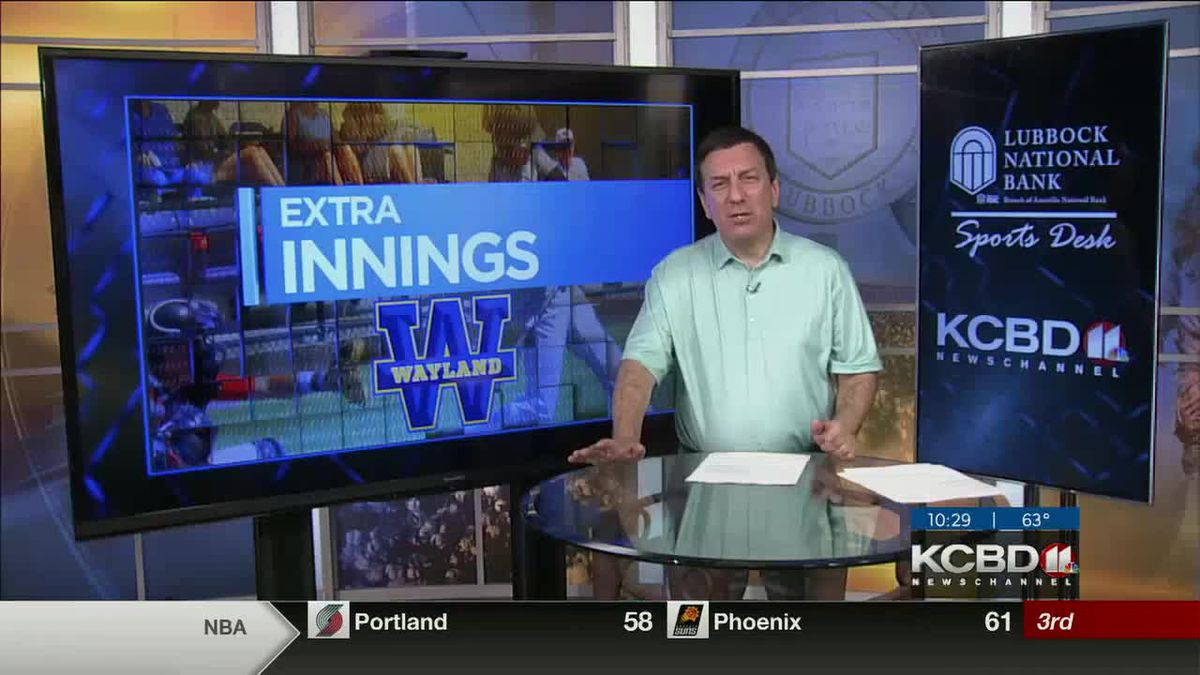 Extra Innings Scores for Thursday, May 13