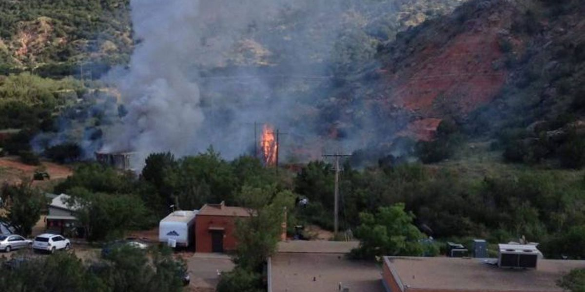Stage manager killed in fireworks explosion at Palo Duro Canyon