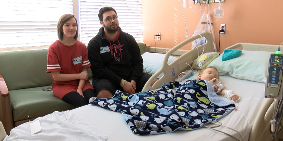 Lubbock toddler fighting fatal disease