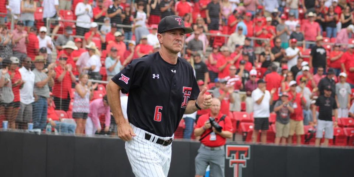 No. 10 Texas Tech Baseball defeats Oklahoma