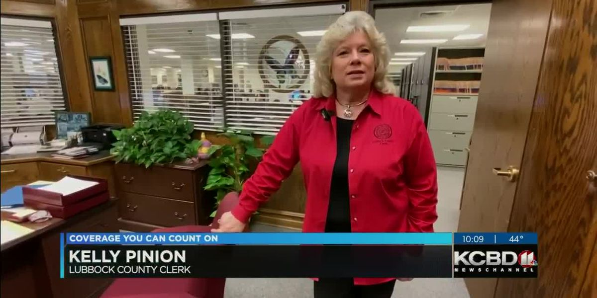 Lubbock County Clerk's office closed to the public as of March 23