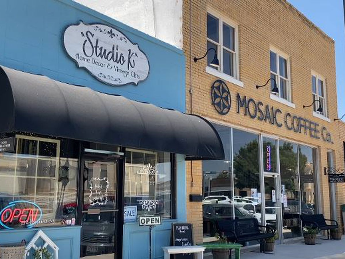Levelland 'haunted building' converted into Mosaic Sandwich & Coffee Co.