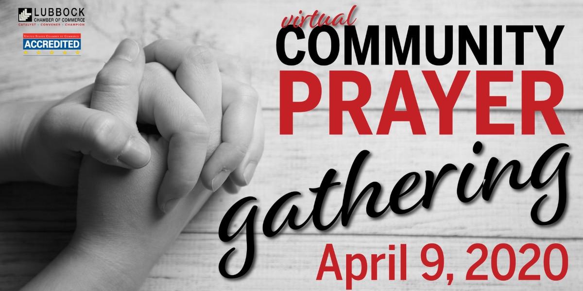 Lubbock Chamber to hold virtual community prayer gathering