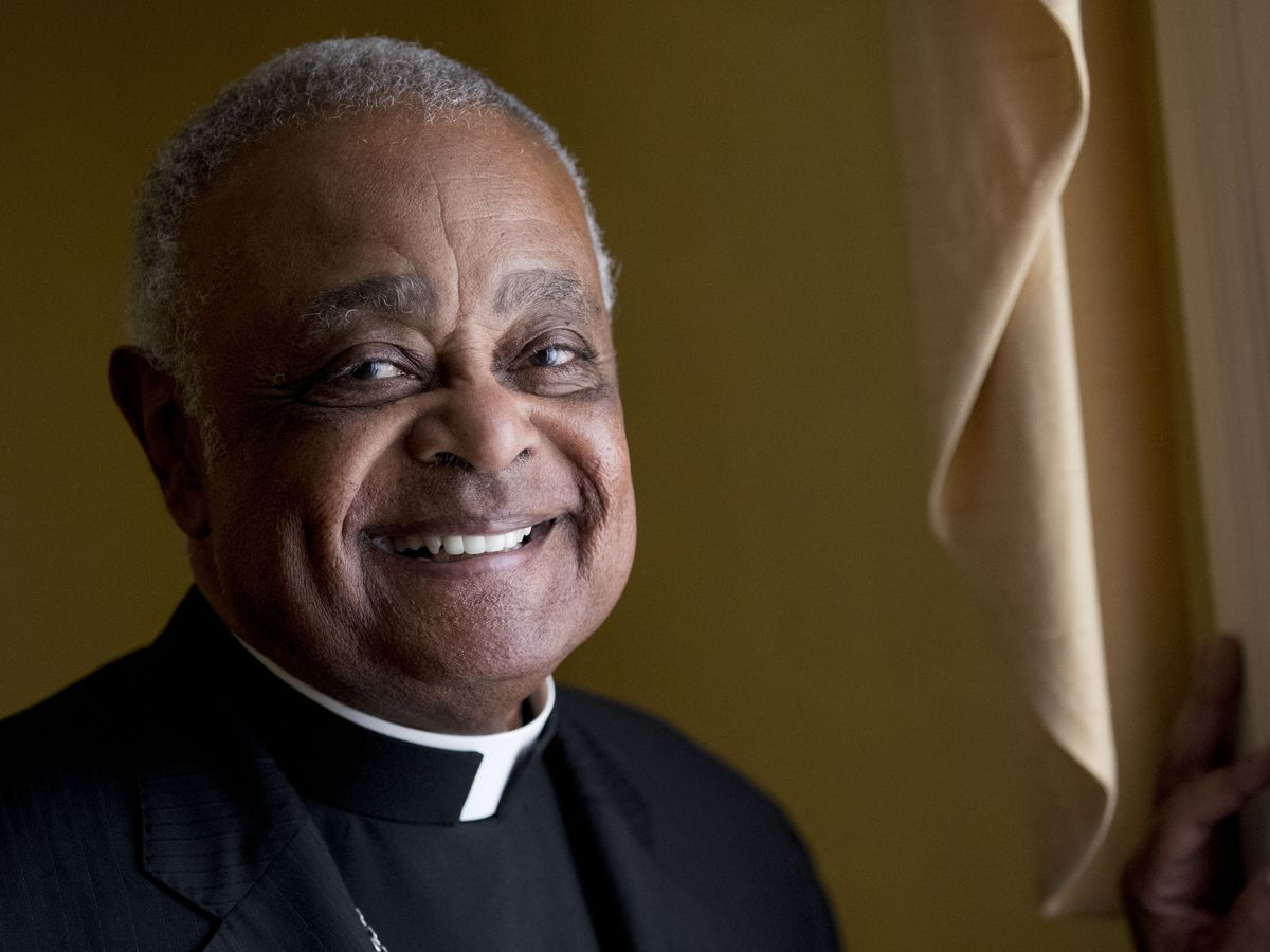 Pope names 13 new cardinals, including DC Archbishop Gregory