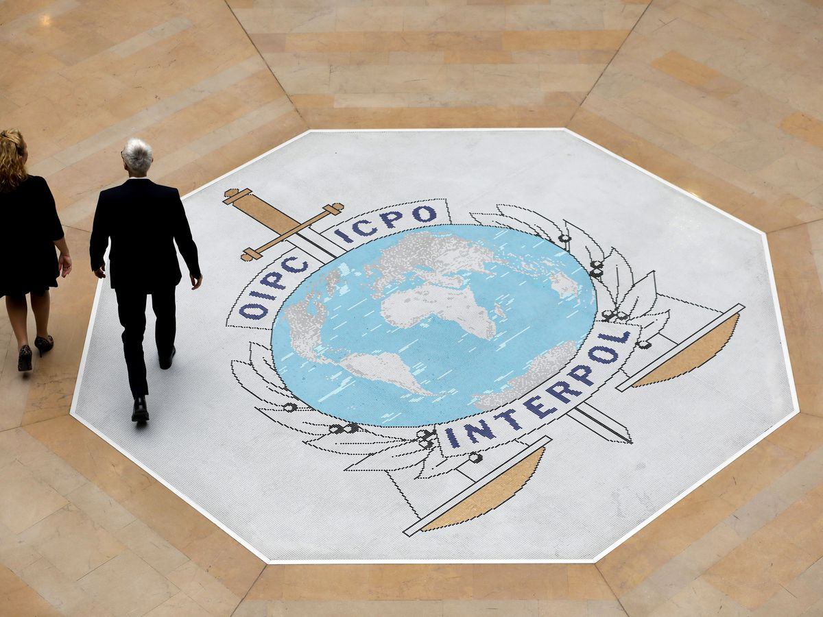 French police end investigation into Interpol disappearance