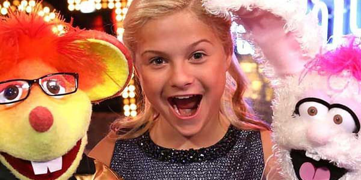 Darci Lynn bringing her puppets to Lubbock