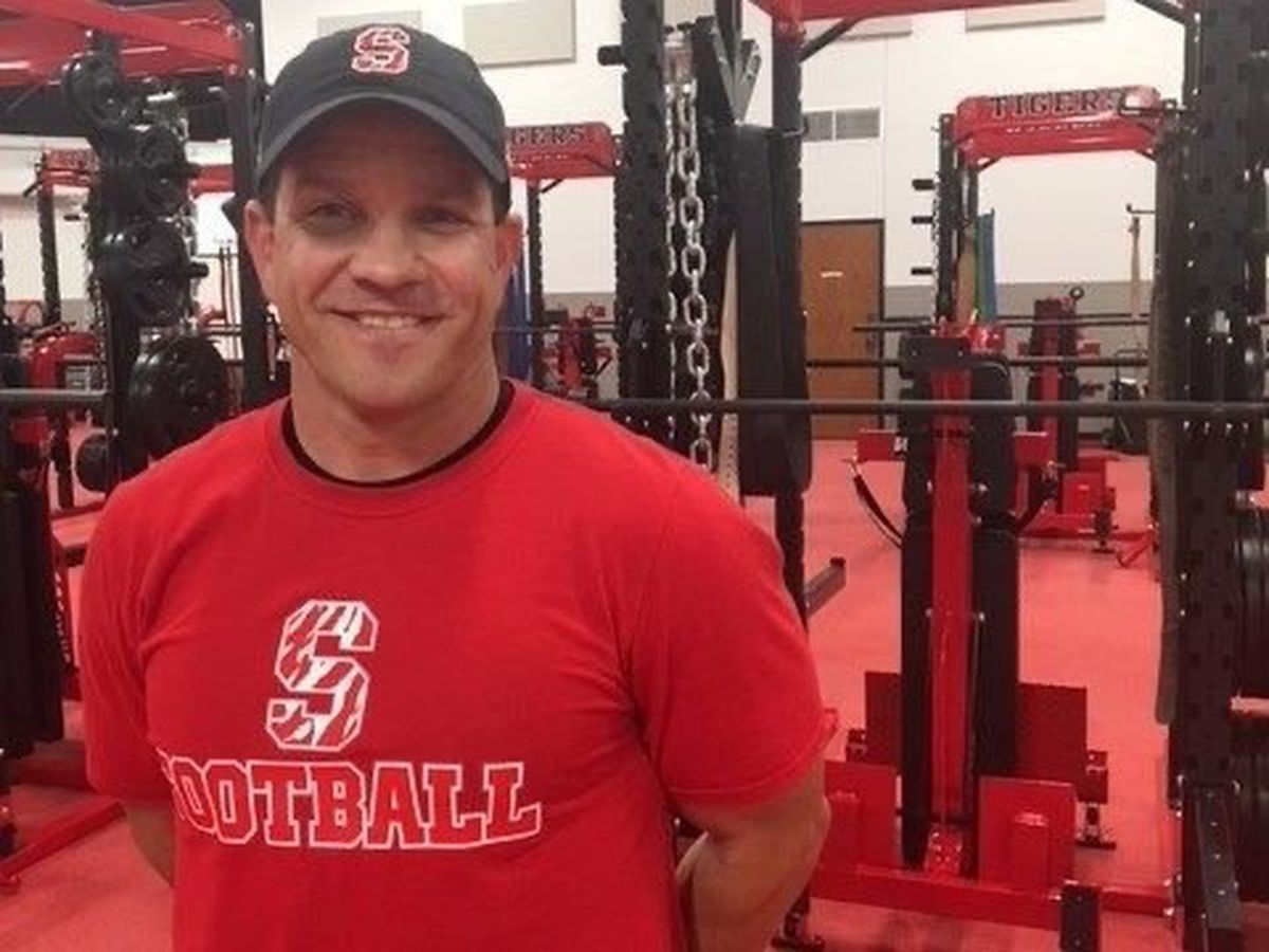 Jeff Caffey parts ways with Slaton