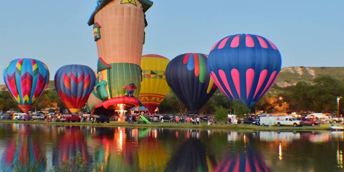 Buffalo Springs Lake to host Balloon Roundup