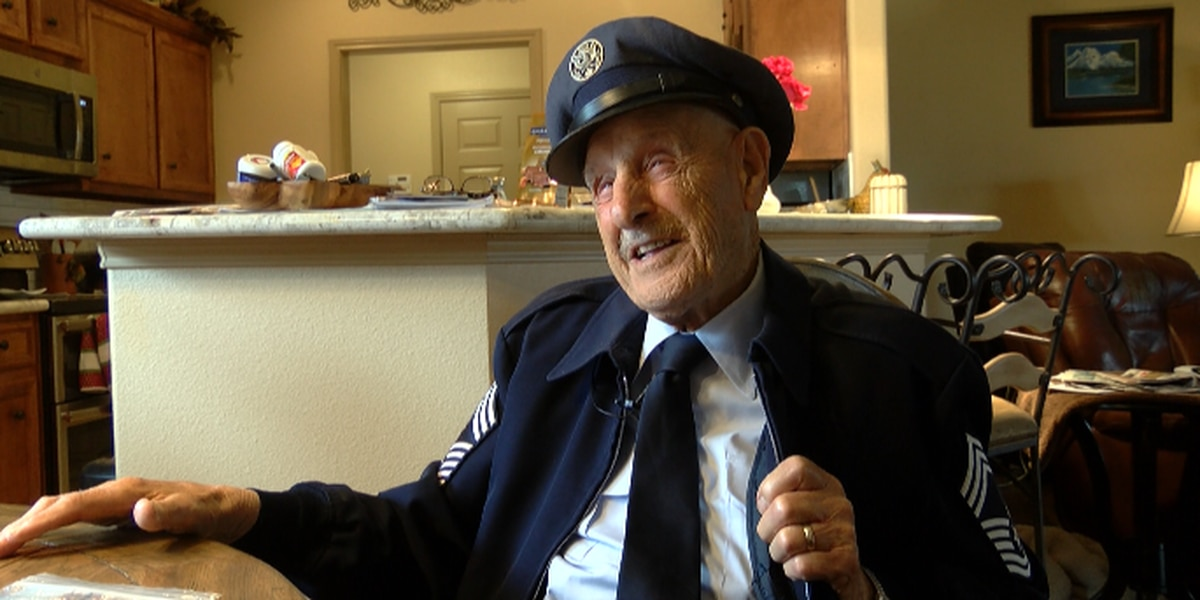 Lubbock World War II veteran reflects on meaning of Memorial Day as he turns 100