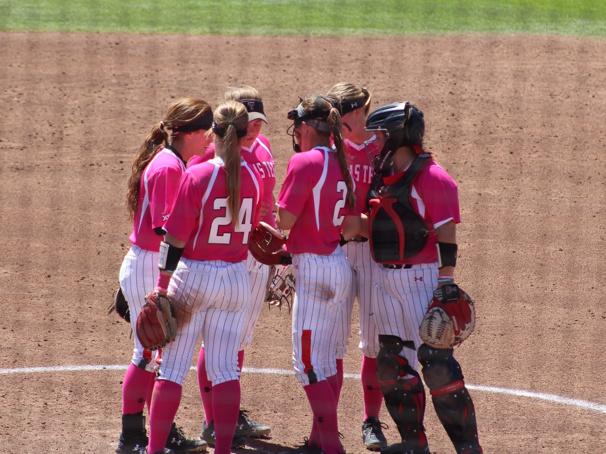No. 12 Texas Tech softball beats Kansas to clinch series