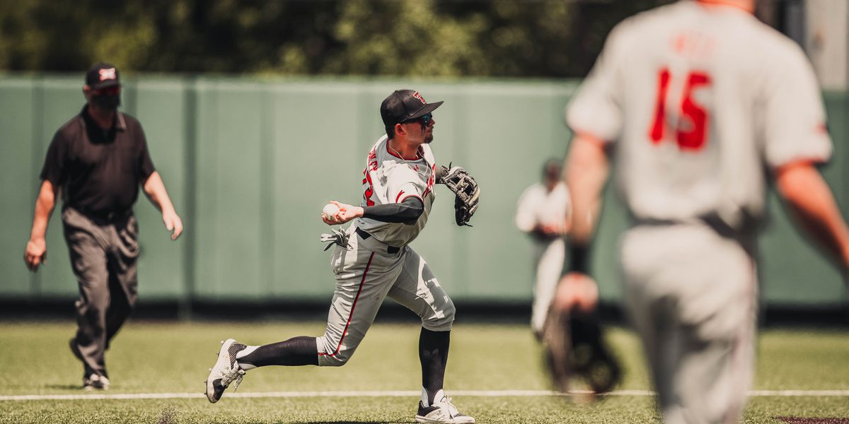 Texas takes finale from Red Raiders