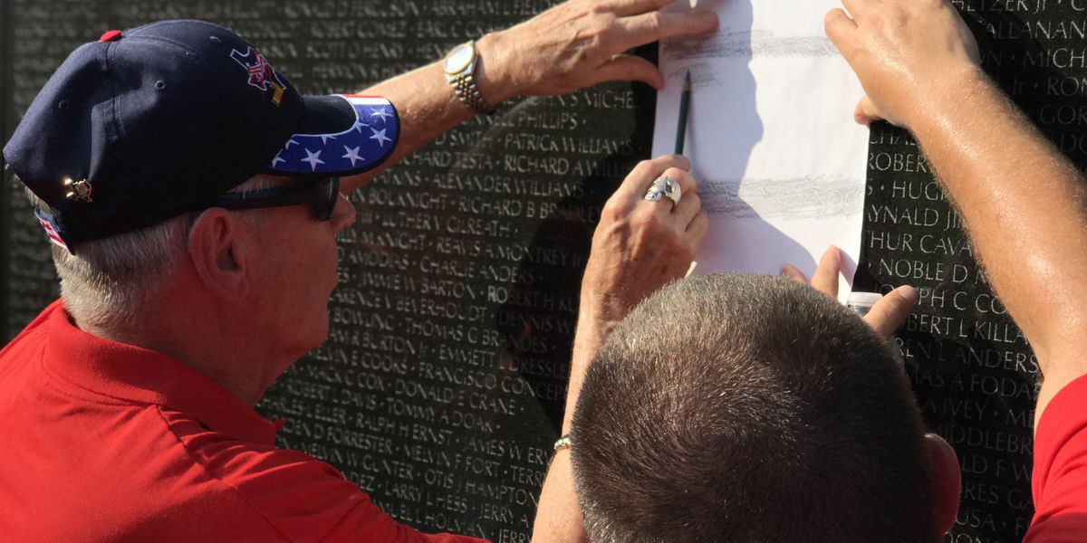 Veterans complete emotional second day on South Plains Honor Flight