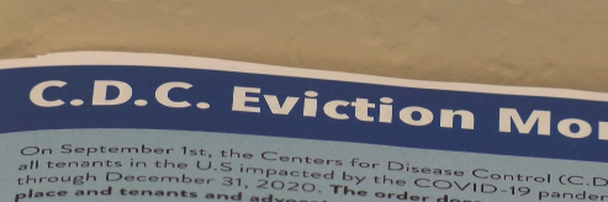 CDC bans evictions for those affected by COVID-19 and can't pay rent