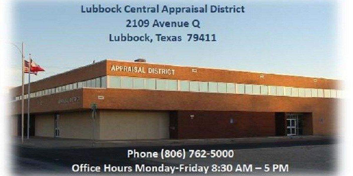 Property appraisal notices in the mail, hearings through May 4