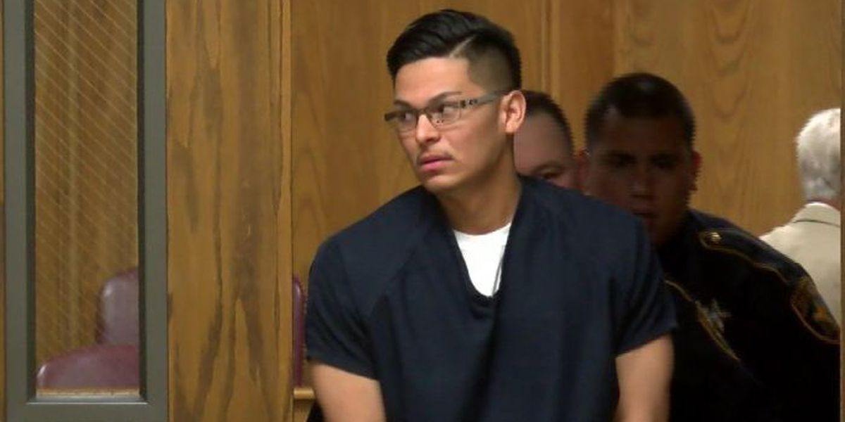 Jose Simental, suspect in Ysasaga murder, appears in court