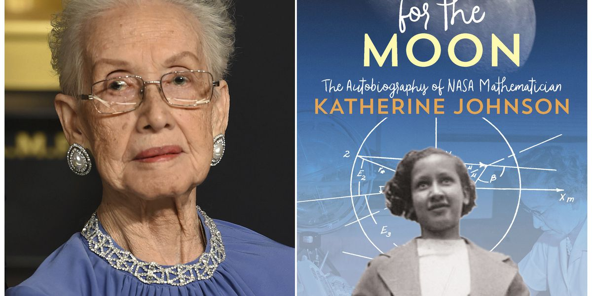 Katherine Johnson, at age 100, is telling her life story