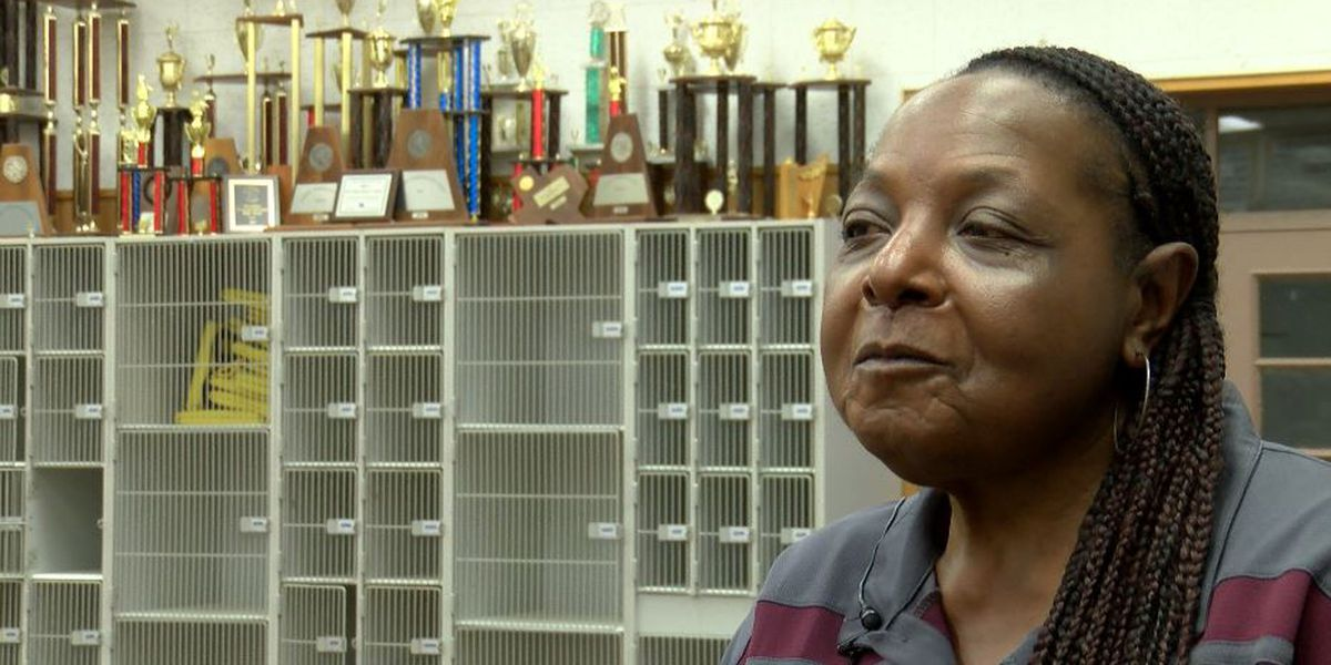 Longtime Littlefield band director honored by students as band hall's namesake
