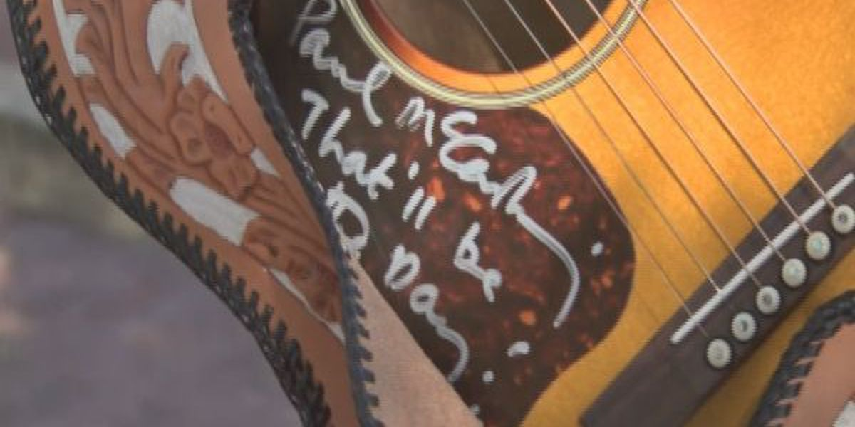McCartney concert drives large crowds to Buddy Holly Center