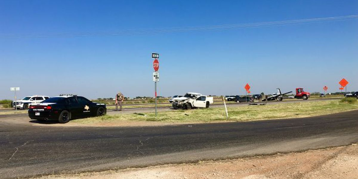 5-year-old in critical condition after wreck on Highway 84
