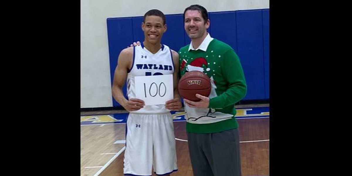 Wayland Baptist's J.J. Culver 2nd NAIA player with 100-point game