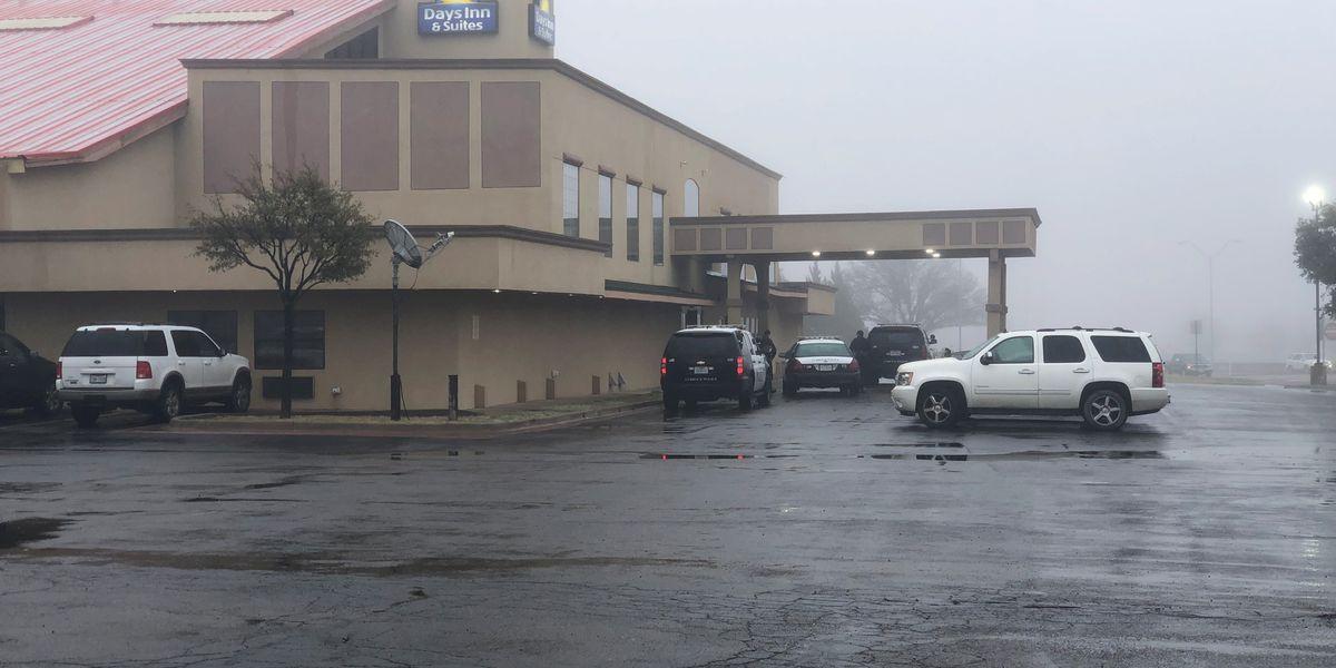 Police investigate shooting at Days Inn on Slaton Highway