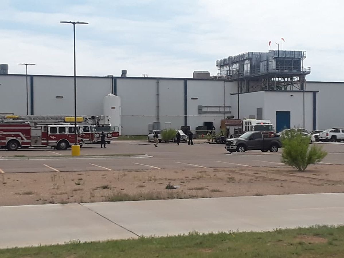 Llano Logistics evacuated, ammonia spill secured by hazmat crews