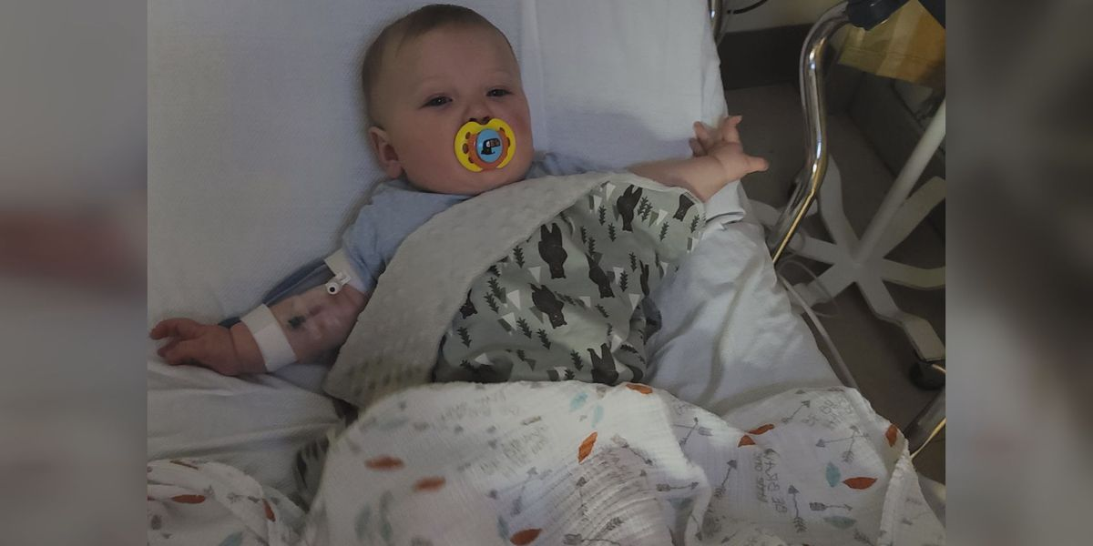 7-month-old baby in S.C. tests positive for COVID-19