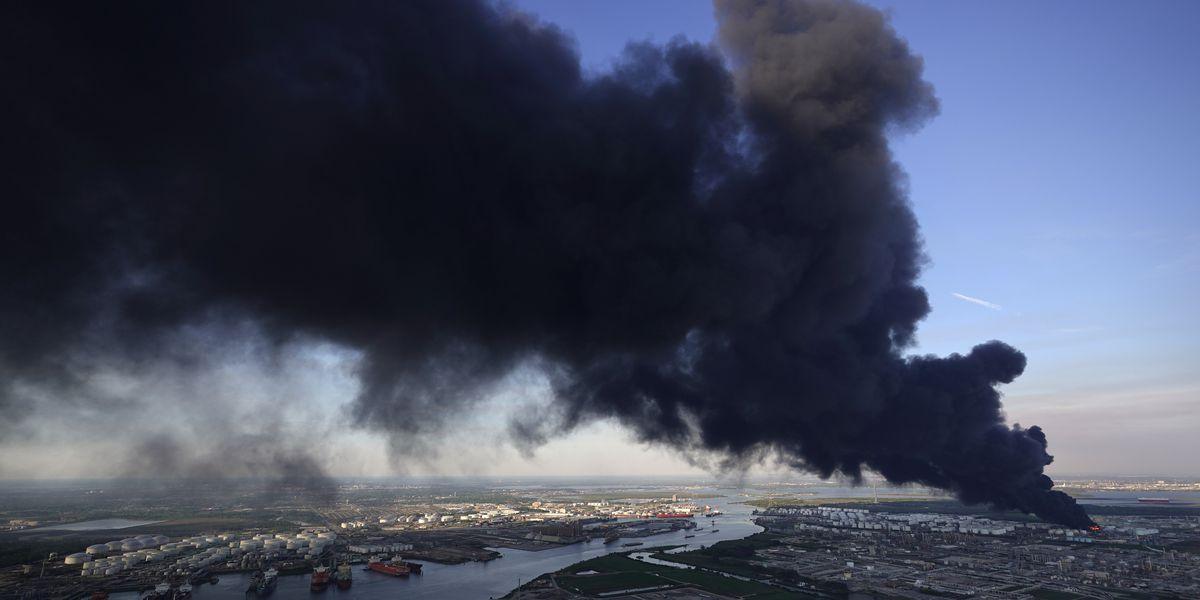 Texas sues company behind Deer Park terminal fire